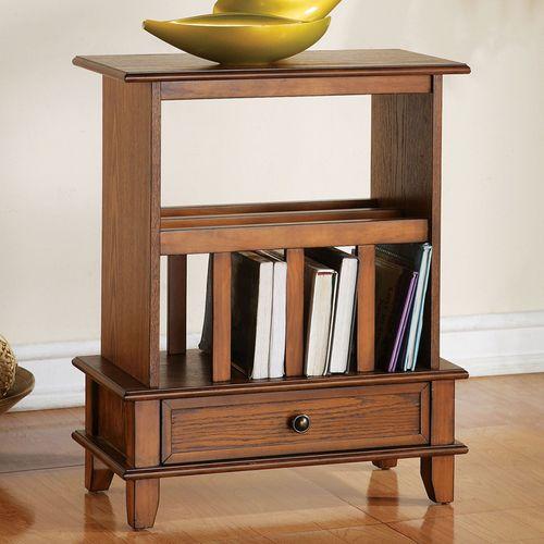 Jasonville Chairside Table Windsor Oak