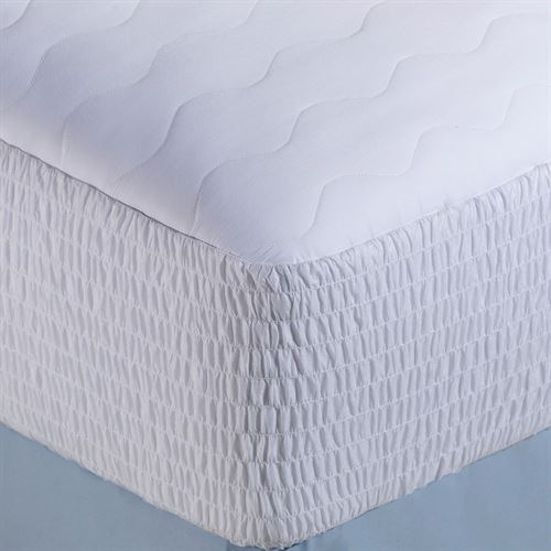 Supreme Mattress Pad White