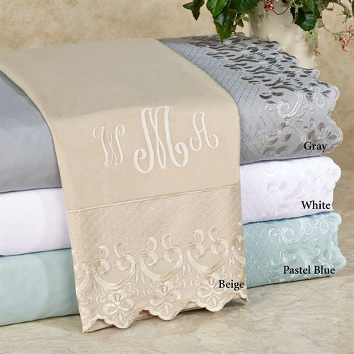 Hotel Lace Sheet Set
