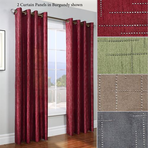 Electra Grommet Curtain Panel
