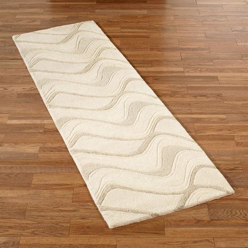 Waves Rug Runner
