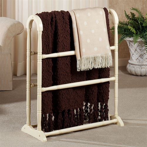 Amelia Blanket Rack