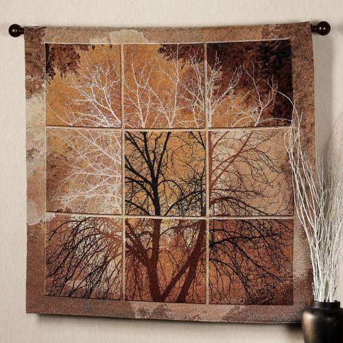 October Light Tapestry