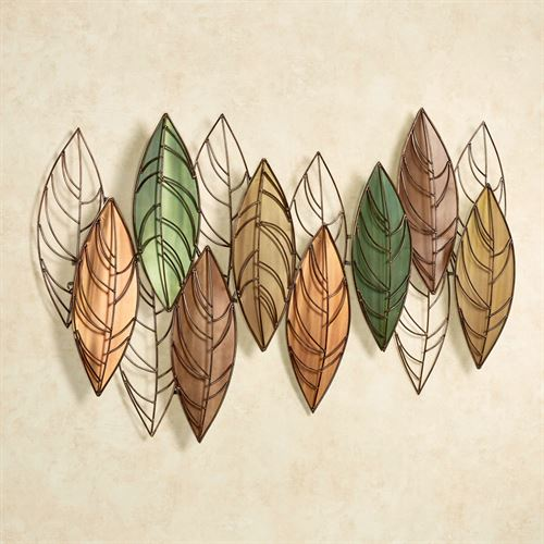 Natures Decree Wall Sculpture Multi Metallic