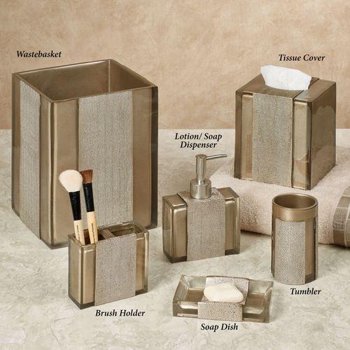 Birmingham Lotion Soap Dispenser Gold