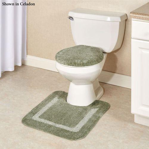 Facet Toilet Lid Cover 16 x 18