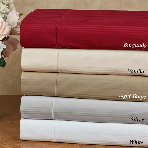Gallery Stripe Sheet Set