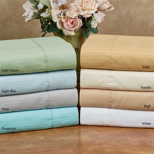 Bibb Home Stripe Sheet Set