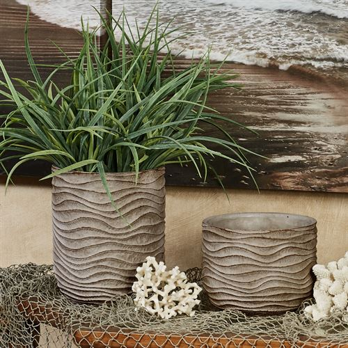 Dunes Vases Multi Earth Set of Two
