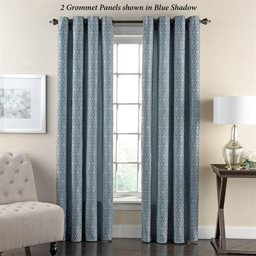 Seana Grommet Curtain Panel