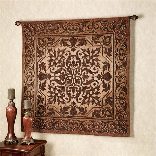 Ironwork Wall Tapestry