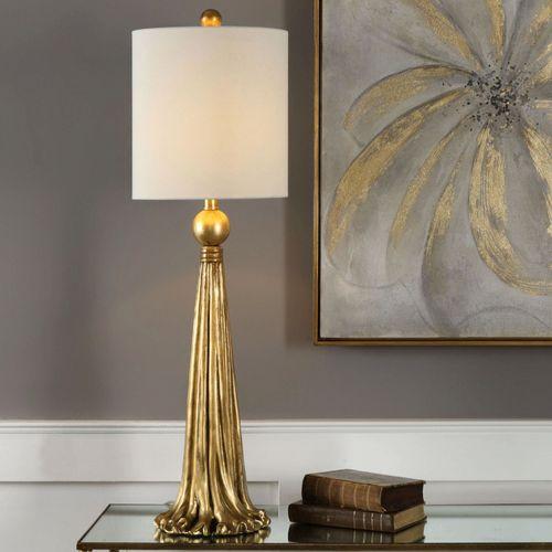 Paravani Table Lamp Gold