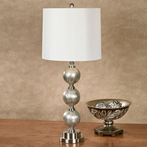 Naomi Table Lamp Silver