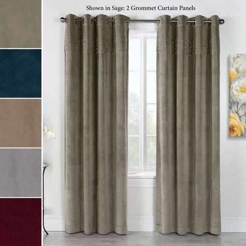 Palacious Grommet Curtain Panel 50 x 84