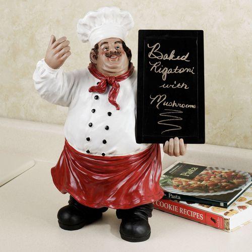 Bountiful Chef Menu Board