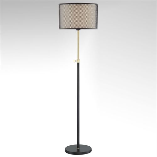 Lachlan Floor Lamp Coffee