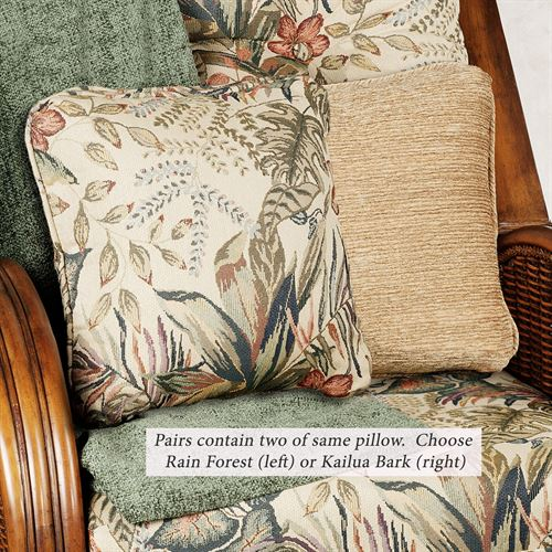 Pomona Decorative Pillow Pair  14 Square