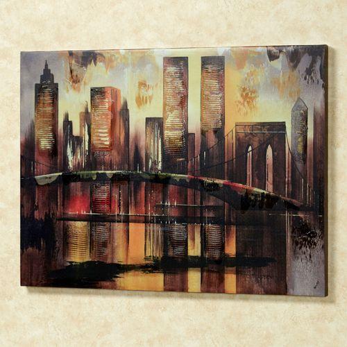 Skyline Canvas Art