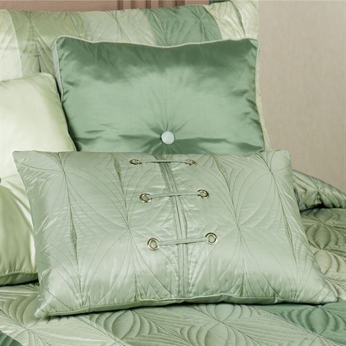 Reflection Grommet Pillow