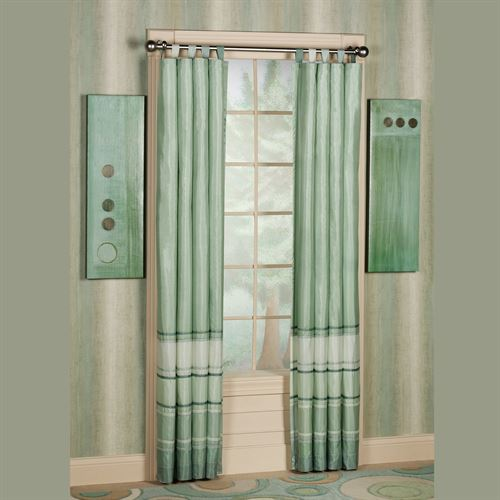 Reflection Tab Top Curtain Pair