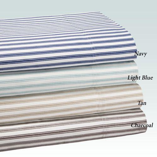 Plantation Stripe Sheet Set