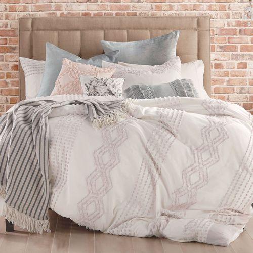 Cut Geo Mini Comforter Set Victorian Rose
