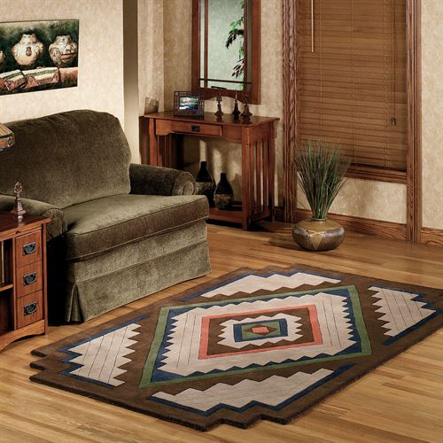 Phoenix II Rectangle Rug