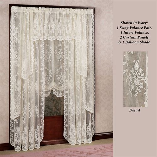 Fiona Tailored Curtain Panel