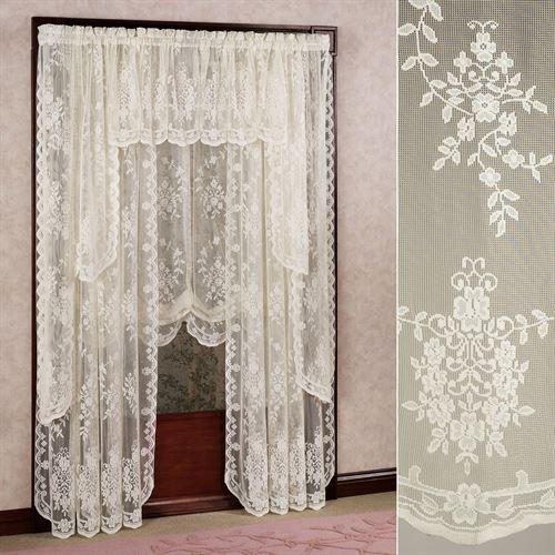 Fiona Tailored Curtain Panel