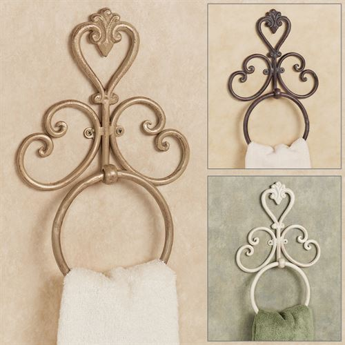Aldabella Towel Ring
