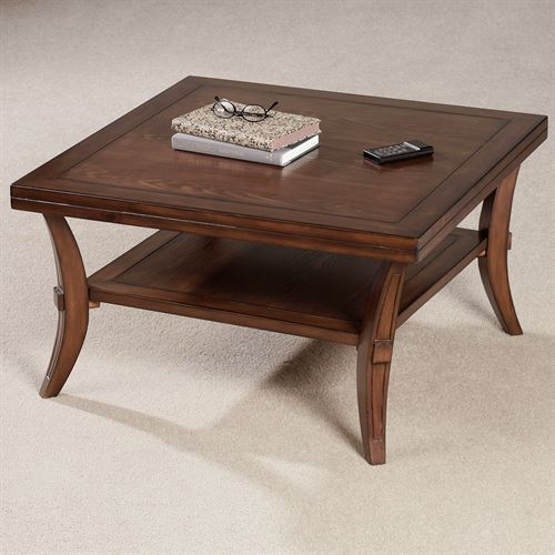 Hancock Coffee Table Regal Walnut