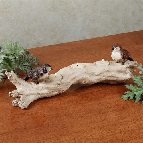 Nature Delight Tealight Holder Vanilla