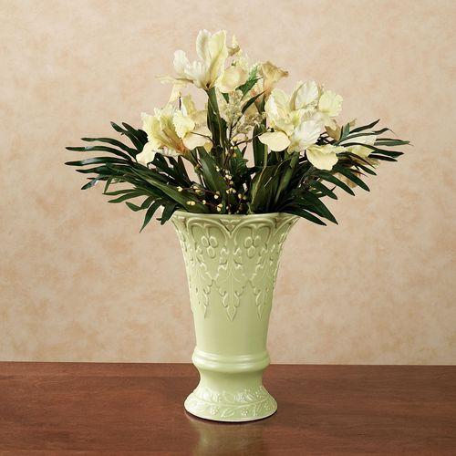 Ramona Table Vase Spring Green