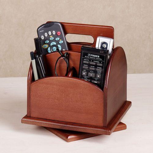 Remote Organizer Classic Cherry