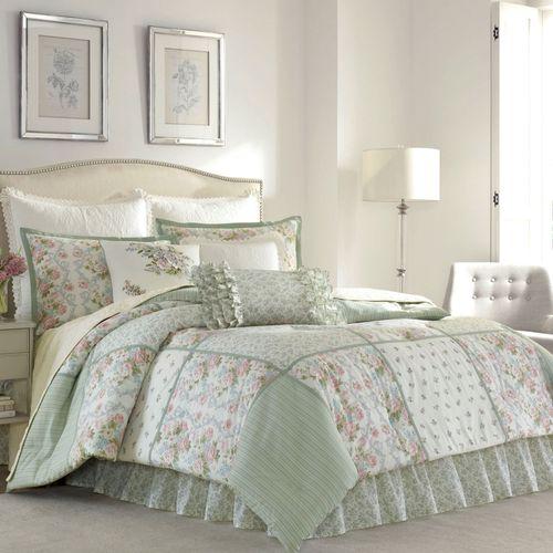 Harper Comforter Set Celadon