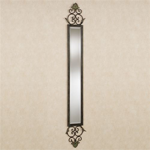 Taneisha Scroll Mirror Pan