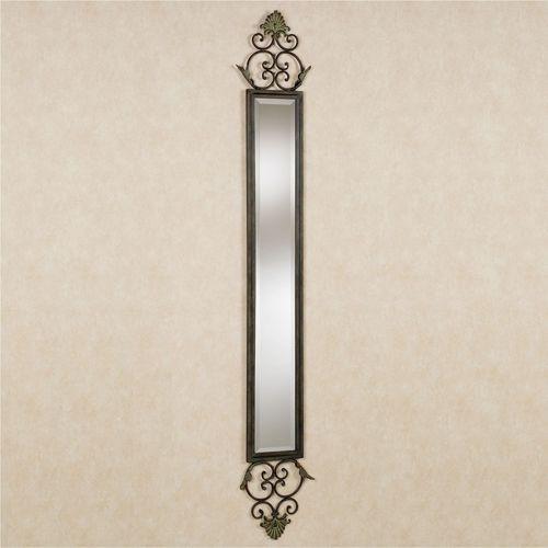 Taneisha Scroll Mirror Pan