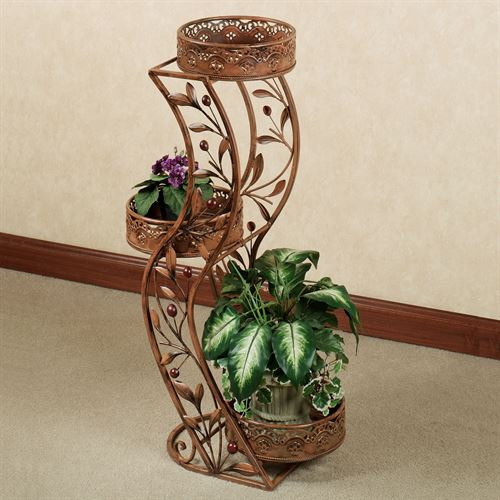 Cantabria Branch Plant Stand Brown