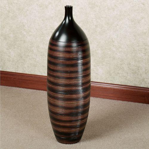 Valen Floor Vase Multi Warm
