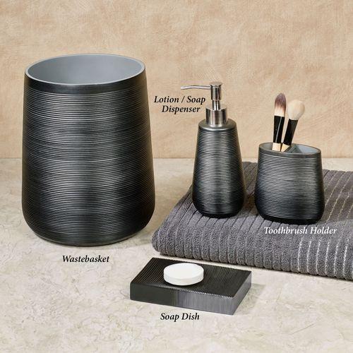 Royce Lotion Soap Dispenser Pewter