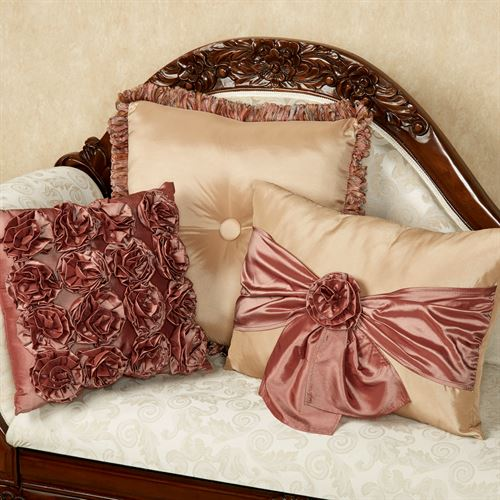 Majesty Sash Pillow