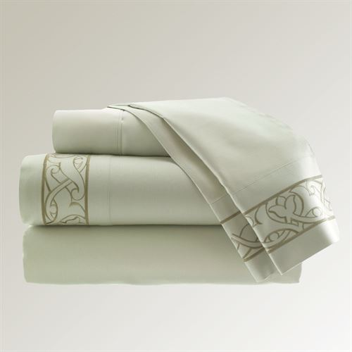 Distinction Sheet Set Pale Aqua