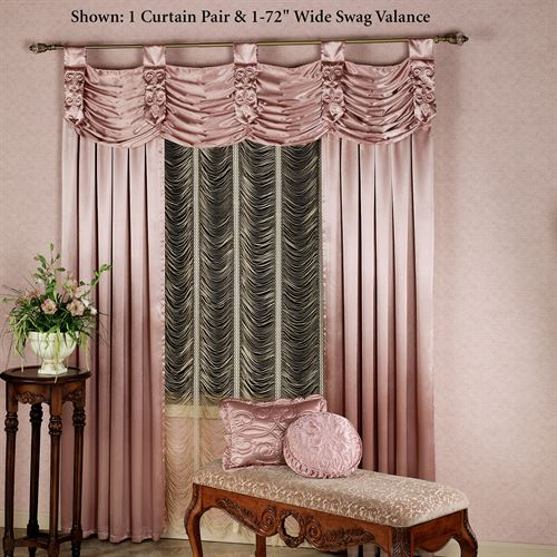 Paris Tailored Curtain Pair