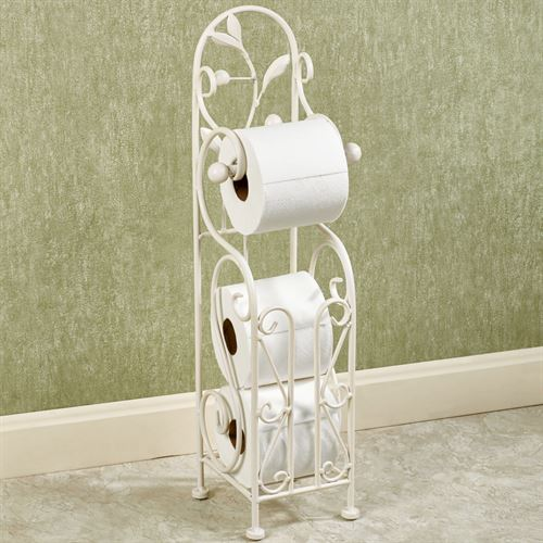 Cataloria Metal Toilet Paper Holder Stand
