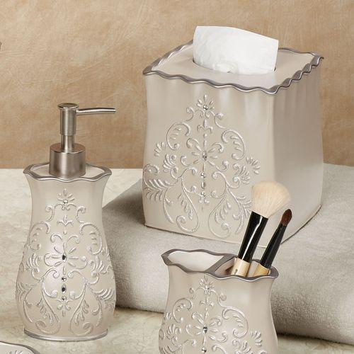 Regal Lotion Soap Dispenser Beige