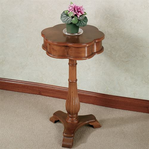 Lockwood Accent Table Natural Cherry