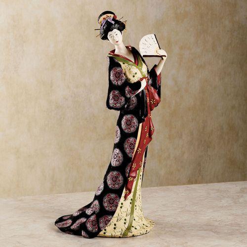 Aiko Geisha Table Sculpture