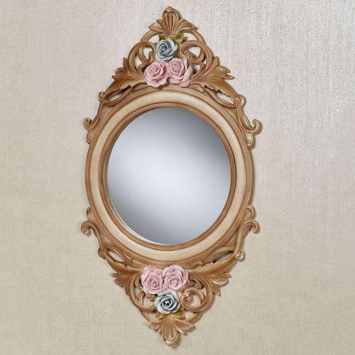 Emmalynn Rose Wall Mirror Multi Pastel