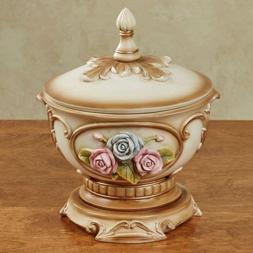 Emmalynn Rose Covered Bowl Multi Pastel