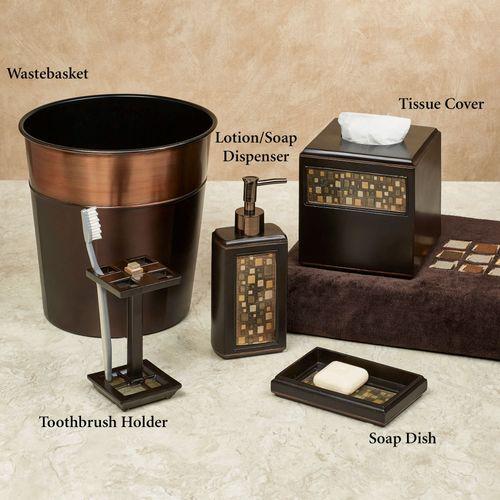 Modena Lotion Soap Dispenser Espresso